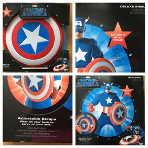 Bouclier Capitaine America / Captain America shield - 100$
