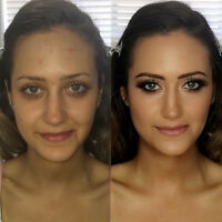 Make up applications for your special day!