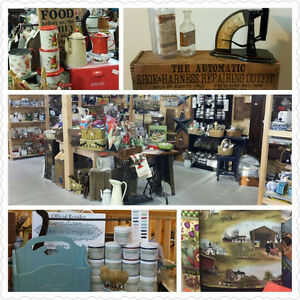 Antiques, Vintage, Collectibles and more