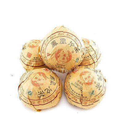 Yunnan Wuliang Phoenix Cooked Puer Tea Pu