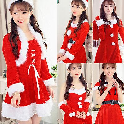 - Miss Santa Outfits