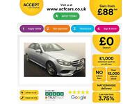 Mercedes-Benz E220 AMG Sport FROM £88 PER WEEK!