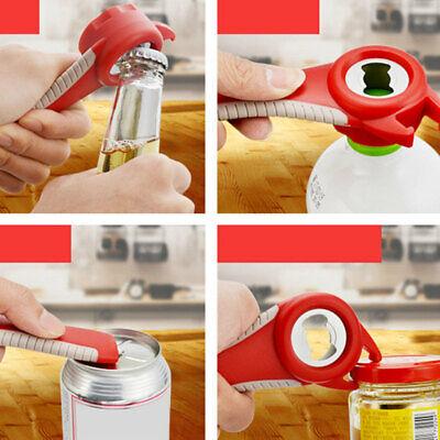 New Bottle Opener Jar Can Kitchen Manual Opener Tool Gadget Multifunction