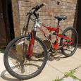 Bike apollo FS 26