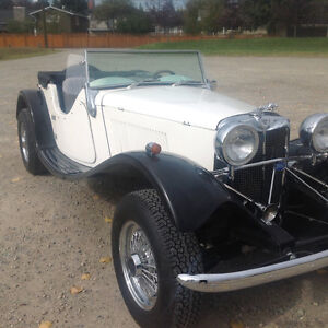 1939 Jaguar (replica ) ( bobcat trade ? )