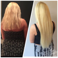 HAIR KANDY EXTENSIONS! same day!! in salon MOBILE SERVICES!!
