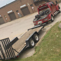 24 hour towing / car hauling / equipment / anything u need moved