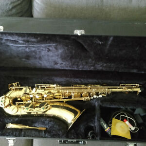 Tenor Saxophone - perfect for a student