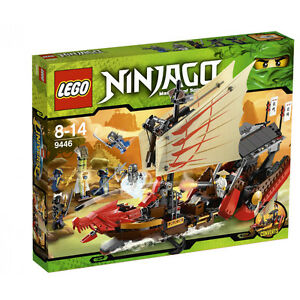 LEGO NINJAGO DESTINY'S BOUNTY SET # 9446