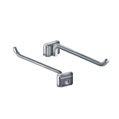 Metal 3 Inch Extra Hook For Earring Display In Silver Finish - Case Of 20