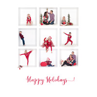 Limited Edition Christmas and Holiday Portrait Sessions