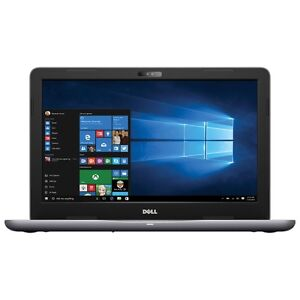"""Dell Inspiron 15,6"""" - Gris mat(Core i5-7200U/DD 1/1To/8Go) neuf"""