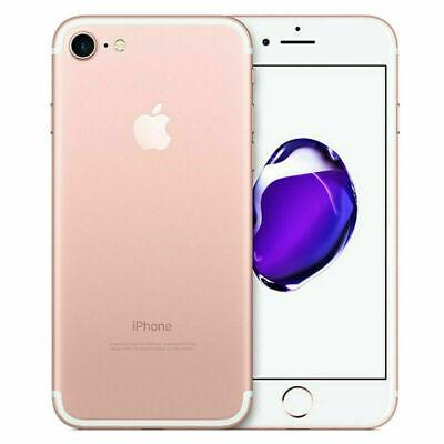 Apple iPhone 7 32GB Rose Gold - (Fully Unlocked)4G LTE iOS - VERY GOOD B+
