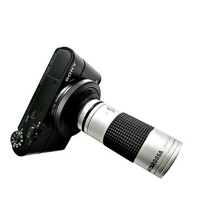Tele Lens For  Sony Cyber-shot DSC-RX100 Only.