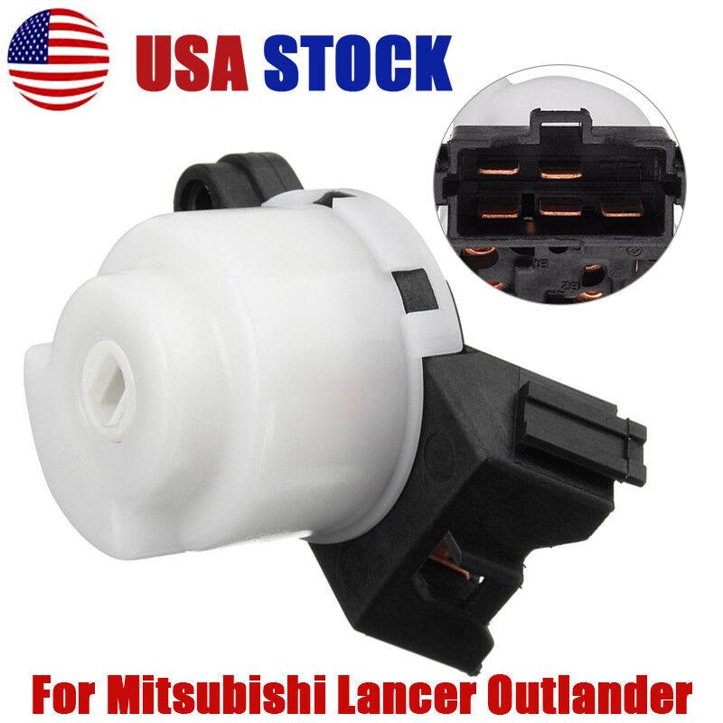 Brand New Ignition Starter Switch For Mitsubishi Outlander Lancer MN113754
