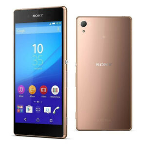 Sony Xperia Z3 D6603 Copper Unlocked Perfect condition