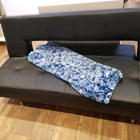 Dwell sofa bed can use as a double bed or seats up to 4