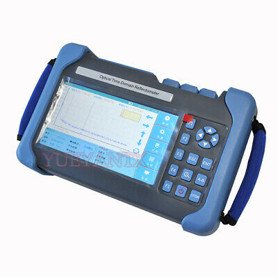 Handheld Otdr Sm 13101550nm 3230db Optical Time Domain Reflectometer Vfl Test