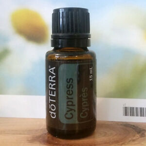 doTerra Cypress Essential Oil 15mL Bottle