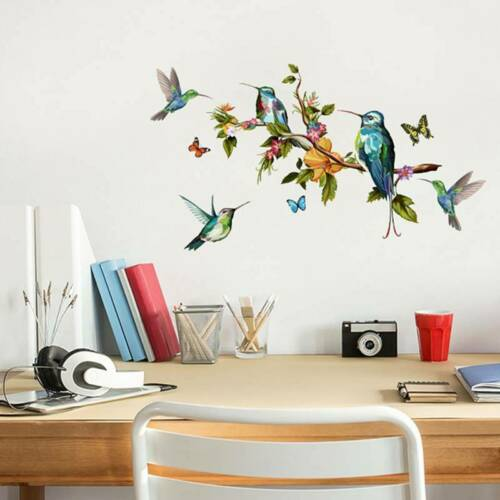 Birds Wall Art Stickers Removable Decal