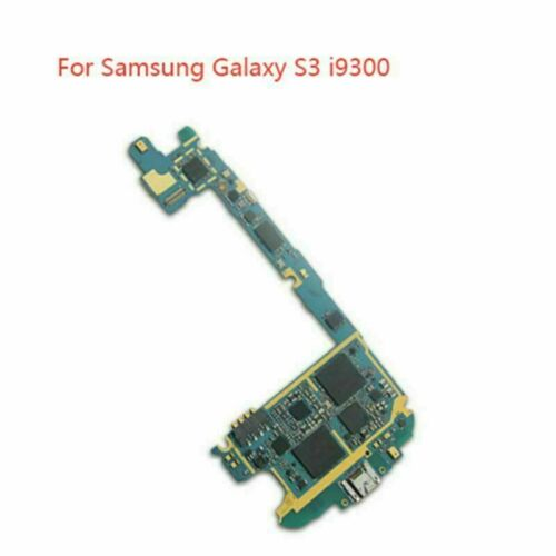 Carte mère main logic motherboard pour samsung galaxy s3 gt i9300 16gb unlocked