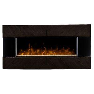 Dimplex Wall Mount Fireplace DWF36G-1482E Dark Expresso NEW