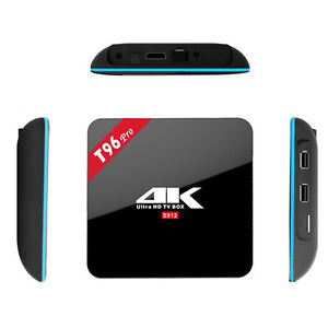 HIGH PERFORMANCE ANDROID TV BOX - EXCELLENT CABLE ALTERNATIVE