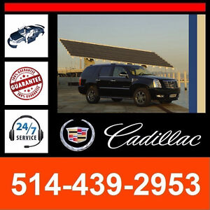 Cadillac Escalade ■ Fenders and Bumpers ► Ailes et Pare-chocs