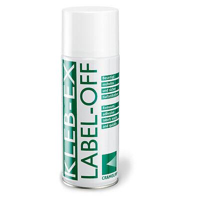 Kleb-Ex 200 Klebex Etikettenlöser Kleberlöser Kleberentferner Vignettenentferner