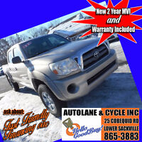 2008 Toyota Tacoma SR5 4x4 Only 118000km Clean Truck Tacoma Bedford Halifax Preview