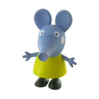 Peppa Pig figurine Emily Elephant 5,5 cm Comansi figure 90155