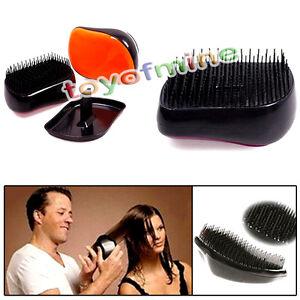 magique portable brosse cheveux brushing pneumatique peigne seche cheveux ebay. Black Bedroom Furniture Sets. Home Design Ideas