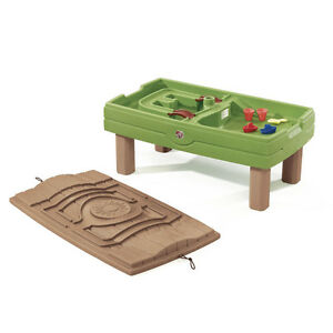 Step 2 Sand and Water Activity Centre