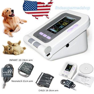 Veterinary Blood Pressure Monitor For Catdoganimal3 Cuffspc Software Contec