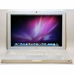 Apple Macbook A1181 Core2 Duo 2.20GHz 2GB RAM 160GB WiFi Webcam