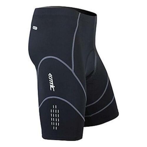 Men's Cycling Shorts 4D Coolmax PaddedBicycle Bike Shorts 1/