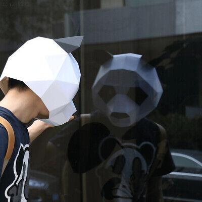 6E05 Pulp Kostüm Maske Tier Panda Kopf Maske - Panda Kostüm Kopf