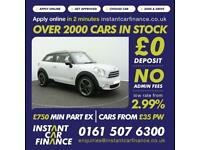 Mini Mini Paceman 1.6TD ( 112bhp ) ALL4 2013MY Cooper D