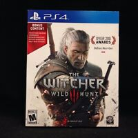 The Witcher 3 Wild Hunt Brand New
