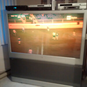 60 inch Projection TV