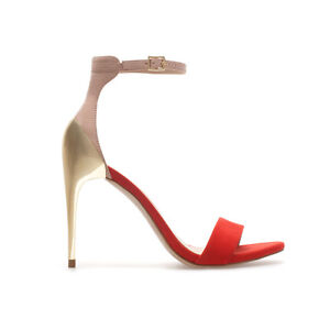 Beautiful red zara heels. Branch new shoes! size 8.