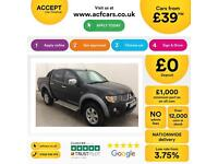 Mitsubishi L200 FINANCE OFFER FROM £39 PER WEEK!