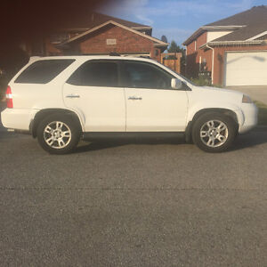 2002 Acura MDX Touring SUV, Crossover