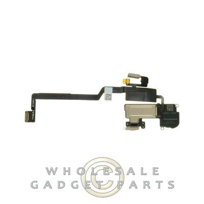Flex Cable Ear Speaker with Proximity Sensor Apple iPhone X Cell Phone Mobile for sale  Shipping to India