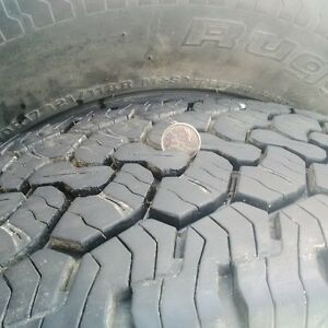 LT265 70 R17 tires Kitchener / Waterloo Kitchener Area image 3