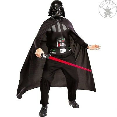 RUB 35217 Star Wars Herren Darth Vader Set  Kostüm Maske Cape + Lichtschwert ()