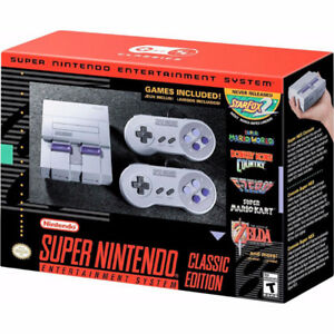 Nintendo Super NES Classic Edition BRAND NEW IN BOX WITH RECEIPT