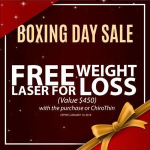 FREE Laser for Weight Loss