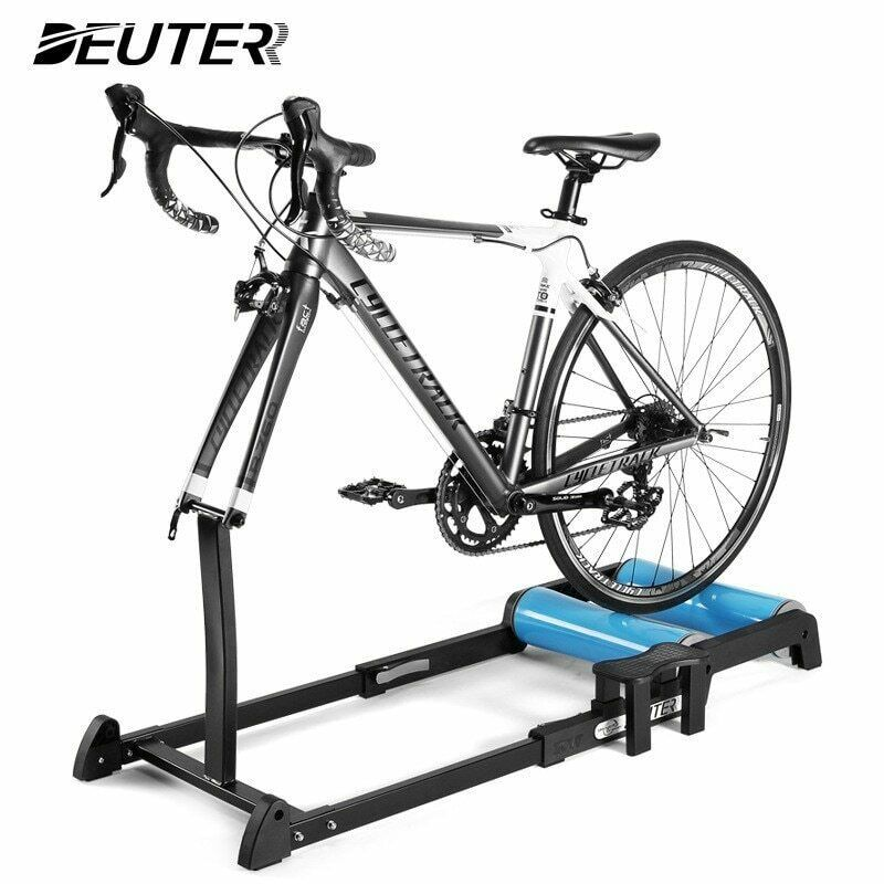 DEUTER Bike Trainer Rollers Indoor Home Exercise Cycling Tra