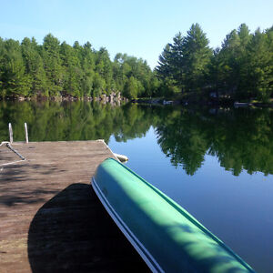 Lakefront Cottage RENTAL ~ 1/2hr from Parliament Hill